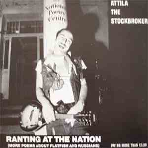 Attila The Stockbroker - Ranting At The Nation download free