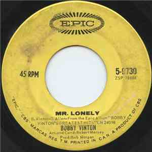 Bobby Vinton - Mr. Lonely / It's Better To Have Loved download free
