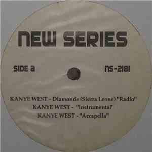 Kanye West / Young Gunz Feat. 112 - Diamonds / Don´t Keep Me Waiting download free