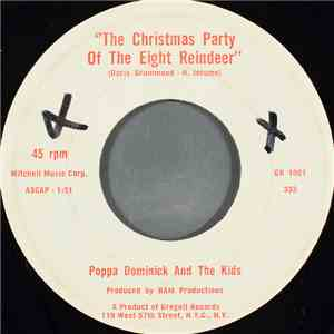 Poppa Dominick And The Kids - The Christmas Party Of The Eight Reindeer download free