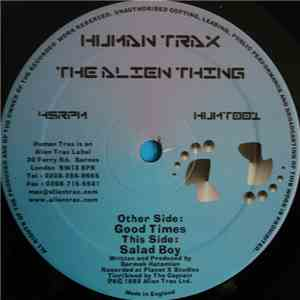 The Alien Thing - Good Times / Salad Boy download free